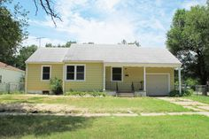 #Auction July 30th @ 12:00 PM - 1559 N Old Manor Rd Wichita KS - Great opportunity for an Owner or Investor! Move-in ready 3-Bedroom, 1-Bath ranch home with basement and 1-Car garage. McCurdy Auction | Real Estate Specialists