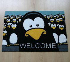 Mat - Pinguine 48x69 cm in 3 Varianten | eBay