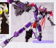1/144 Gundam Nadleeh Partita - Customized Build Modeled by Kazuya Fukuda
