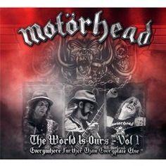 No puedo negar mi placer culposo... Me encanta Motörhead, metal con pelotas en tiempos donde ya no se encuentra buena música. Si no gustar pues joderse.