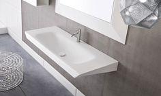 Мебель для ванных комнат Rexa: Warp #hogart_art #interiordesign #design #apartment #house #bathroom #furniture #rexa #shower #sink #bathroomfurniture #bath #mirror