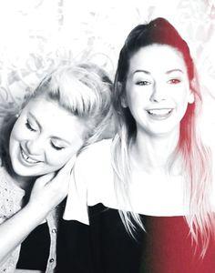 Louise & Zoe- SprinkleofGlitter and Zoella