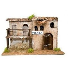 Posadas archivos - Corchos Gómez Portal, Outdoor Decor, House, Home Decor, Christmas Houses, Recycled Crafts, Nativity Sets, Balconies, Figurines