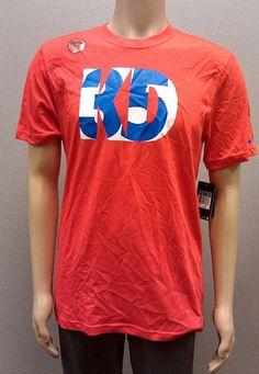 Just $22.99 !! Nike KEVIN DURANT KD 35 Awesome CREAMSICLE Edition Dri-Fit Tee NEW/NWT OKC $32R #Nike #OklahomaCityThunder