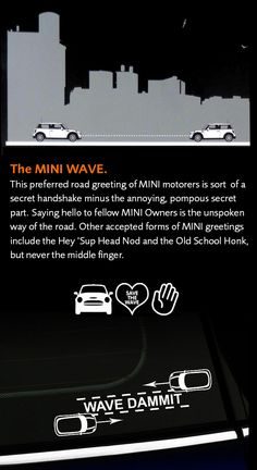 "MINI Madness - ""The MINI Wave"""