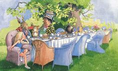 Helen Oxenbury Alice in Wonderland
