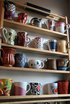 Mug Collection!
