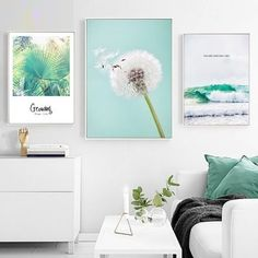 Living Room Pictures, Wall Art Pictures, Living Room Paint, Living Room Decor, Canvas Wall Decor, Canvas Art, Leaf Wall Art, Vintage Wall Art, Modern Wall Art
