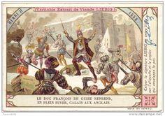 Le duc de Guise reprend Calais