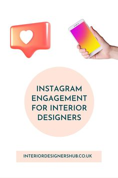 In our latest blog we take a look at how Interior Designers can maximise engagement on Instagram. Engagement is the first part of the Know... Like... Trust... process we teach Interior Designers to grow their client base. #interiordesignershub Interior Design Resources, Interior Design Business, Business Advice, Level Up, How To Know, Trust, Designers, Training, Base
