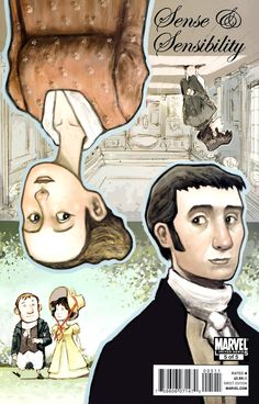 Fifty Books Project 2013: Sense and Sensibility by Jane Austen