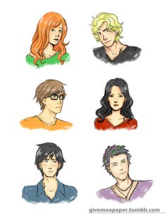 The Mortal Instruments fanar, Jace Herondale/Lightwood, Simon Lewis, Isabelle Lightwood, Alec Lightwood and Magnus Bane