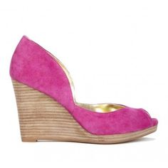 Pink Wedge.