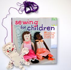 Craft books for kids and grow-ups. What are your favorites?
