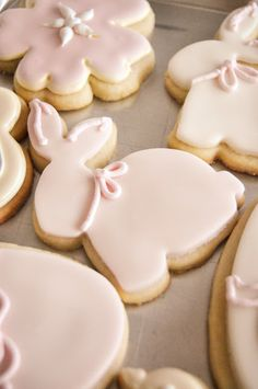 Easter Bunny cookie recipe ~ Naomi Blog
