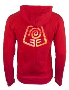 Red Earth Hoodie $42