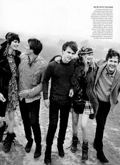 "Vogue, September 2013, ""Ragged Glory"". Photographer: Mario Testino."