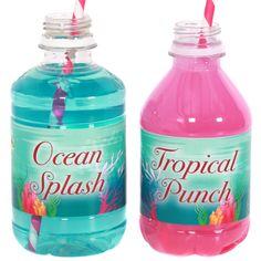 Mermaid Princess Drink Labels (12)