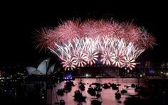 new year celebrations 2014 in Sydney