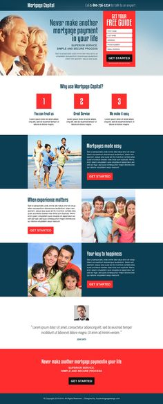 Effective and best mortgage business landing pages 2017 | | Landing Pages