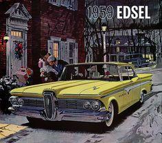 1959 - Edsel Ranger
