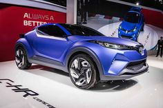 Toyota revealed the concept for their C-HR hybrid compact at the 2014 Paris motor show. The concept for their new vehicle integrates impeccable design with improved drivability for the European market. The C-HR features a full hybrid powertrain that will enhance the driving experience, and also handle traffic conditions efficiently. Toyota has recognized that the …