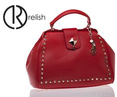 ΚΕΡΔΙΣΤΕ ΜΙΑ ΜΟΝΑΔΙΚΗ ΤΣΑΝΤΑ RELISH!!!!!!!!! Bucket Bag, Shoulder Bag, Competition, Red, Bags, Fashion, Handbags, Moda, Fashion Styles