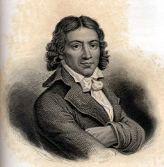 Camille Desmoulins – French Revolutionary and Journalist – murdered by Jacobin terrorists 5th April 1794.