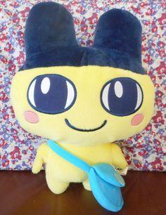New Tamagotchi plush MAMETCHI 13.3inch 34cm Big DOLL BANPRESTO JAPAN ANIME
