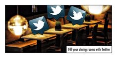 5 Easy to Follow Tips for Restaurants Hoping to Bring in Customers Through Twitter, courtesy of The SEO Chefs.