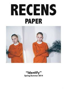 Image of Recens Paper Issue #1