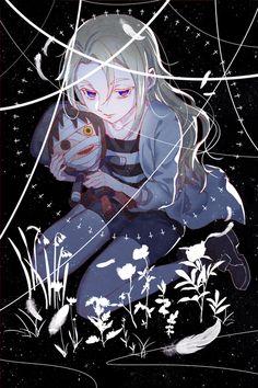 人形を抱く殺戮の天使