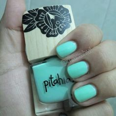 Nail Polish Pitahia Verbena
