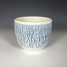 Bjarne Nielsen. I Use Sodium Silicate to Create Crackled Texture on a Vase.