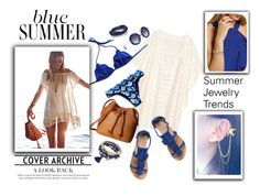 """summer jewelry"" by smajicelma ❤ liked on Polyvore featuring ECCO, Dolce&Gabbana, Dorothy Perkins, Bling Jewelry, Victoria's Secret and URiBE"