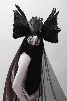 "Jay Briggs Fashion Fall Winter 2014 - ""Melusina"""