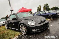 VW Beetle Vossen wheels
