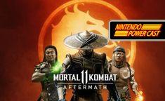Mortal Kombat 11 DLC EA Switch Games Nintendo Podcast NPC Ep. 267 Discord Game, Johnny Cage, Nintendo, Mortal Kombat, Animal Crossing, Ea, Games, Plays, Gaming