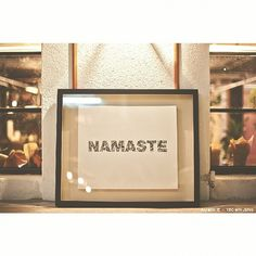 [AUMNIE] ART COLLABORATION PROJECT No.1 NAMASTE  _ '나마스떼, 당신 안에 신에게 절합니다. 온 우주가 머무는 당신 내면의 장소에 경의를 표합니다. 그리고 신이 당신에게 준 재능과 당신이 가장 잘하는 일에 존경을 표합니다.' _ 'Namaste, It means l honor the place in you where the entire universe resides. I honor the place in you of light, love, truth, peace and wisdom. I salute your natural gifts. I honor your uniqueness and your specialness'