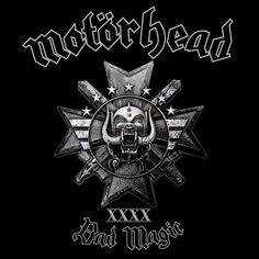 """Para el mes de agosto MOTÖRHEAD lanzará su nuevo disco """"Bad magic"""""""