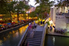 The jewel of Texas, San Antonio is a city steeped in both rich history and modern day appeal. Located in south-central Texas, the city is one of the largest in the United States and best known as home to the Alamo. Another of San Antonio's most visited attractions is the Riverwalk, a vibrant pedestrian scene of restaurants, shops, hotels and entertainment venues stretching along both sides of the San Antonio River right in the middle of the downtown area.