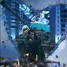 Olga Vati_Photography_Graffiti Word FB Team_ 3 Οκτωβρίου ·   Graffiti στο Γκάζι!! (655×655) Street Art Graffiti, World, Photography, Painting, Photograph, Fotografie, Painting Art, Photoshoot, Paintings