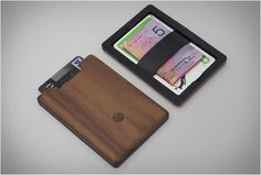 Union Wallet by Chris Hong