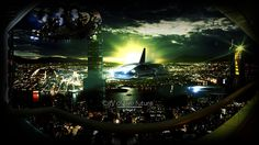 "SpeedArt | Photomanipulation | ""City of the future"" [HD]"