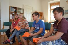 Erste-Hilfe-Kurs in den 4. Klassen   VS Angern