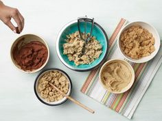 Food Network Kitchen came up with five eggless versions of our favorite cookie doughs that are 100 percent safe to lick right off the spatula, mix into ice cream or roll into truffles.
