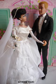 when did barbie and ken get married