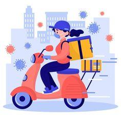 Logo Online Shop, Comics Vintage, Girl Cartoon Characters, Tiffany Art, Food Poster Design, Kawaii Illustration, Happy Cartoon, Hand Logo, Boutique Logo