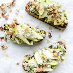 Autumn Avocado Toast