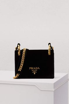74eddd90584e Prada Pattina Velvet Bag Prada Bag, Contemporary Fashion, Delivery, Prada  Handbags, Modern